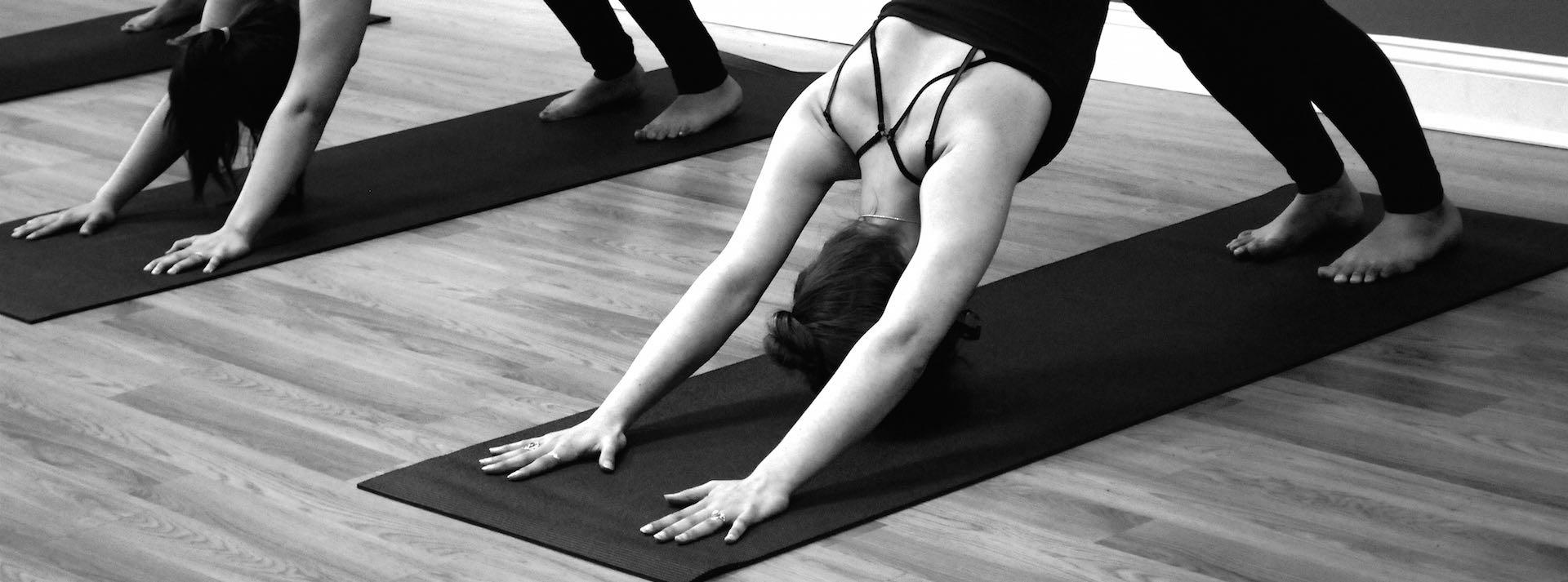 Cuidados na prática de yoga