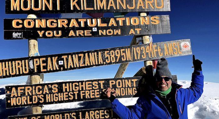 Monte Kilimanjaro cópia